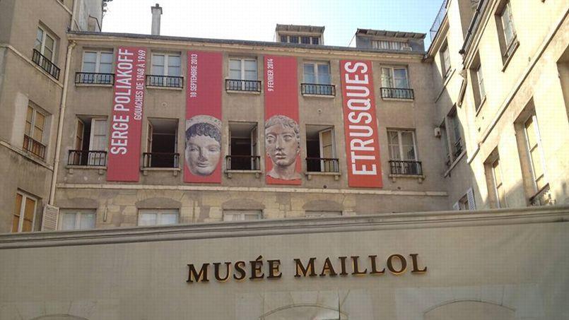 Le Musée Maillol était le seul client de Tecniarte. «D'un commun accord», il ferme pour travaux de rénovation.