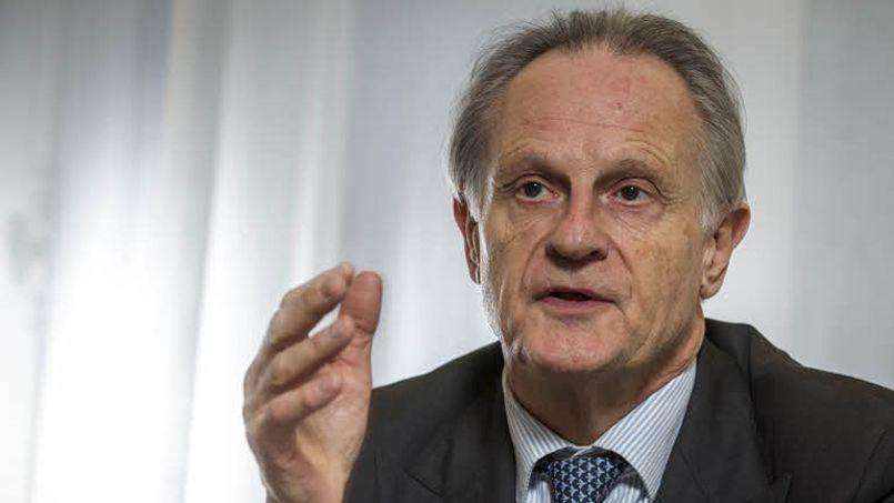 Jean-Paul Chifflet directeur général du Crédit agricole SA. François BOUCHON / Le Figaro