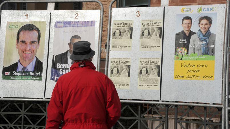 Départementales : Le PCF accuse le ministère de l'Intérieur de brouiller les étiquettes