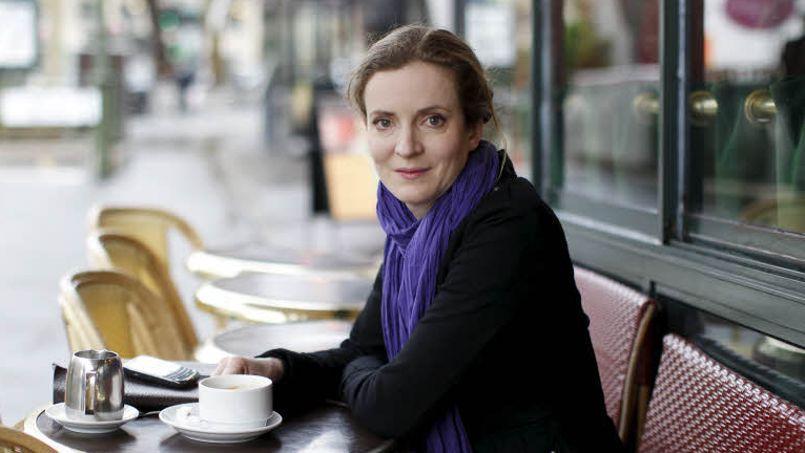 Nathalie Kosciusko-Morizet, députée et présidente du groupe UMP au conseil de Paris.