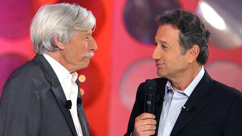 <i>Le grand show Jean Ferrat</i> préparé et animé par Michel Drucker a attiré 3,5 millions d'amateurs de la grande chanson française sur France 2.