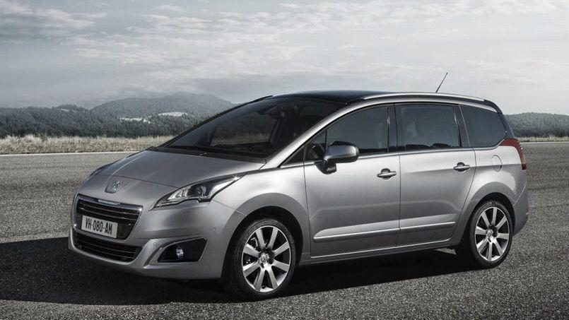 The Peugeot 5008 and 3008 may now also be micro-hybrid technology ...
