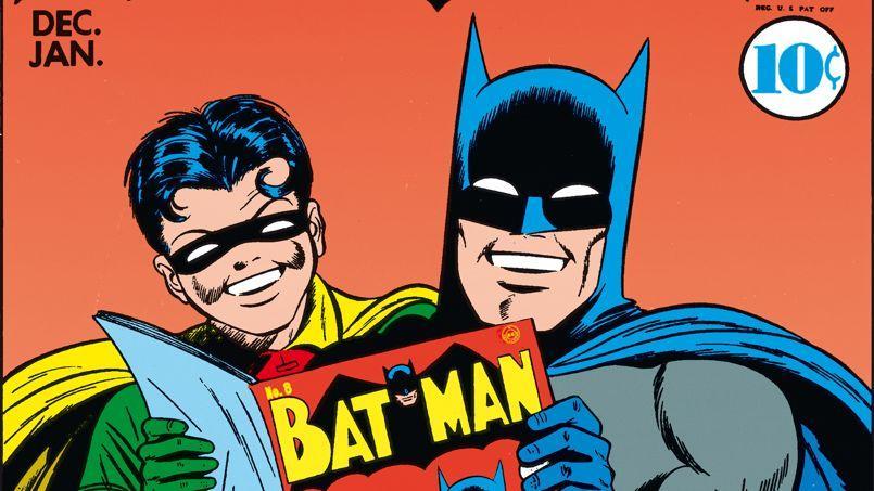 Le personnage de Batman, créé par Bob Kane en 1939, symbolise un peu le côté sombre de l'Amérique.