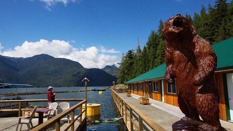 Canada l 39 appel de l 39 ouest - Office de tourisme britannique ...