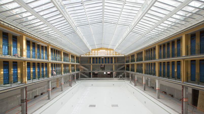 Les r servations sont ouvertes pour la piscine molitor for Piscine edouard pailleron