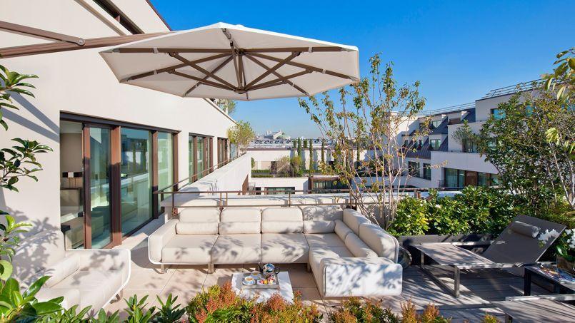 le mandarin oriental paris obtient le label palace. Black Bedroom Furniture Sets. Home Design Ideas