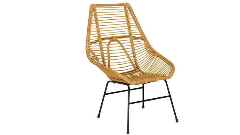 le salon de jardin ne tient qu'à un fil - Chaise En Fil De Fer