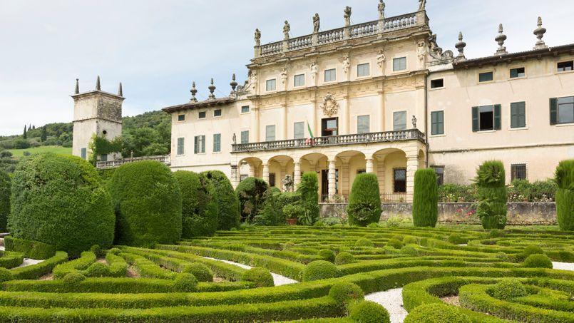 L 39 le de garde une le on d 39 italie - Jardin a l italienne ...