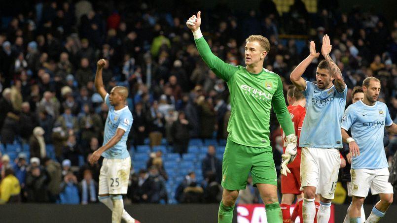Manchester City s'impose face à Liverpool (2-1), le 26 décembre 2013.