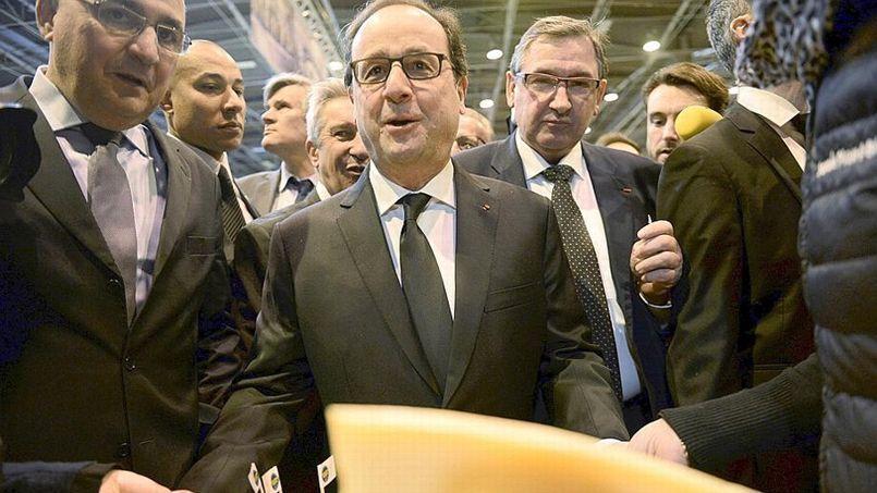 Hollande au salon de l 39 agriculture je suis venu dire for Hollande salon agriculture