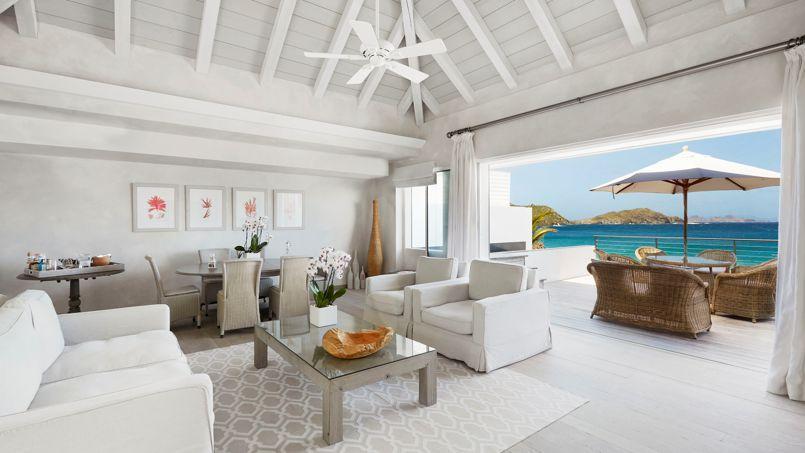 Saint barth le nouvel art du luxe for Hotel design luxe france