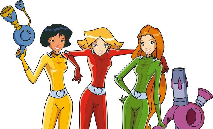 Totally Spies - Zéro le héros