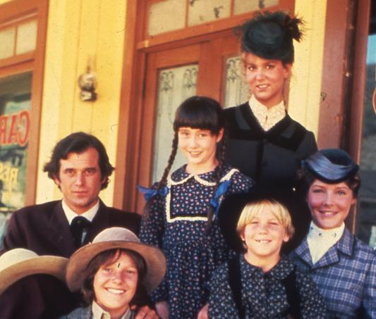 programme tv la maison dans la prairie saison 9
