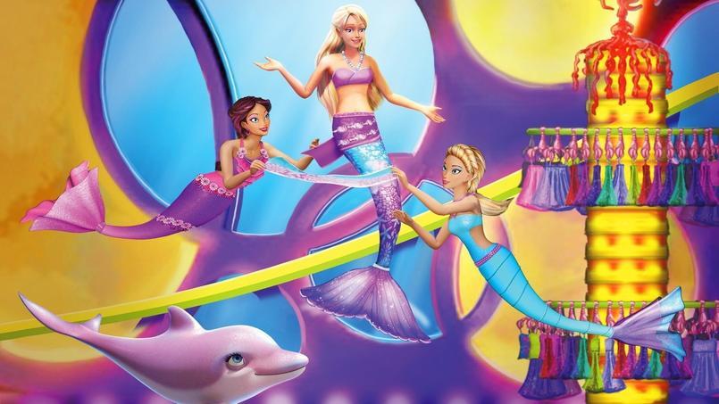 Programme tv barbie et le secret des sir nes - Barbie et le secret des sirenes 1 ...