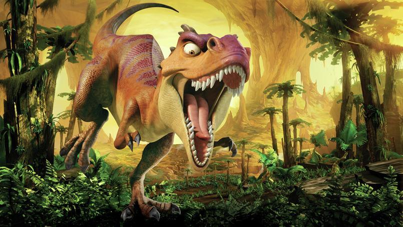 Programme tv l 39 ge de glace 3 le temps des dinosaures - Animation chromatographie sur couche mince ...