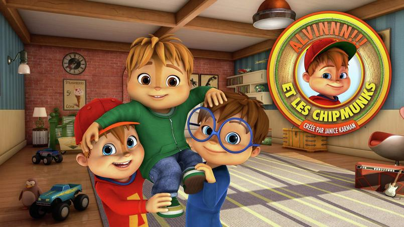 Alvinnn !!! et les Chipmunks - On est les Chipmunks
