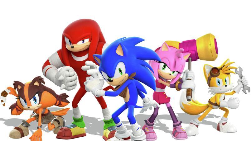 Sonic Boom - Bleu de jalousie