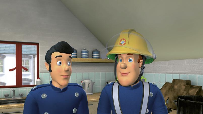 Programme tv zouzous - Sam le pompier noel ...
