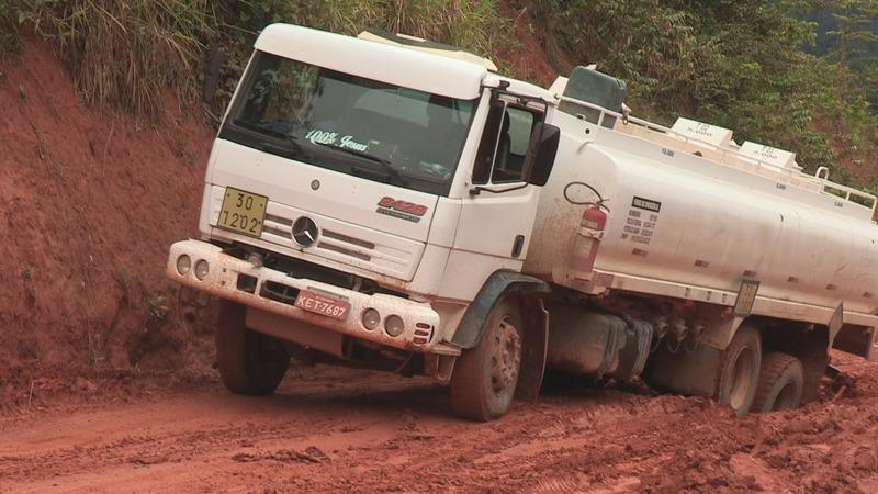 Les routes de l'impossible - Brésil, la loi du plus fort