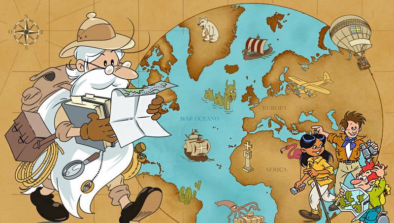 Il était une fois... les explorateurs - Cabeza de Vaca
