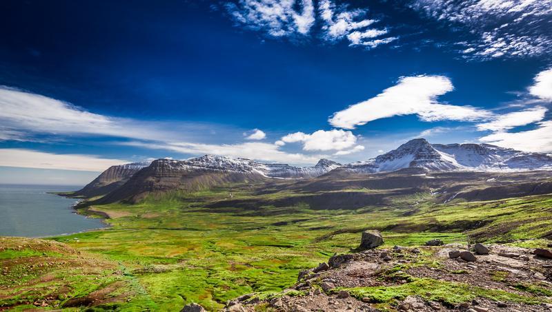 Vues d'en haut - En Islande