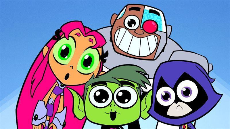 Teen Titans Go ! - Les fantômes