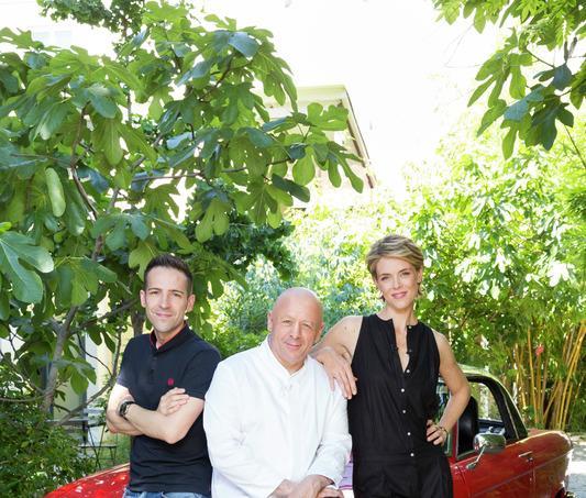 Les carnets de Julie avec Thierry Marx - Cuisiner le pain