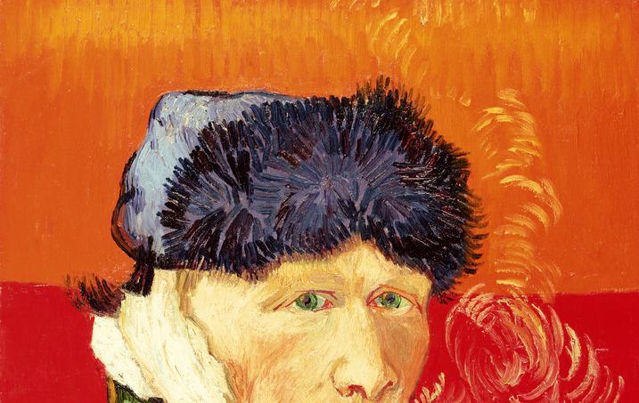 Programme tv van gogh l 39 nigme de l 39 oreille coup e - Vincent van gogh autoportrait a l oreille coupee ...