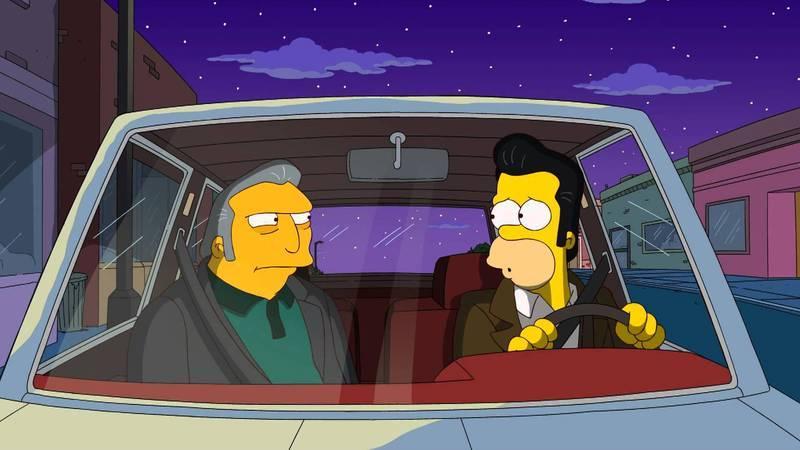 Les Simpson - Gym Tony