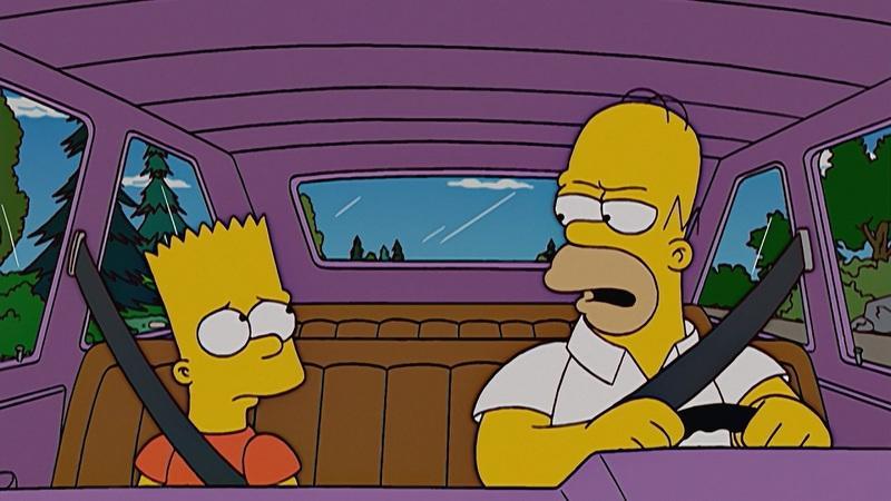 Programme tv les simpson saison 17 episode 11 - Bart et milhouse ...