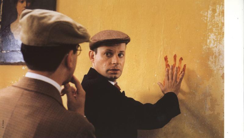 Programme tv le myst re de la chambre jaune - Le mistere de la chambre jaune ...