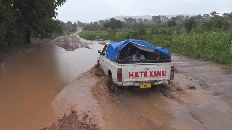 Les routes de l'impossible - Tanzanie - Lac Tanganika et vogue la galère