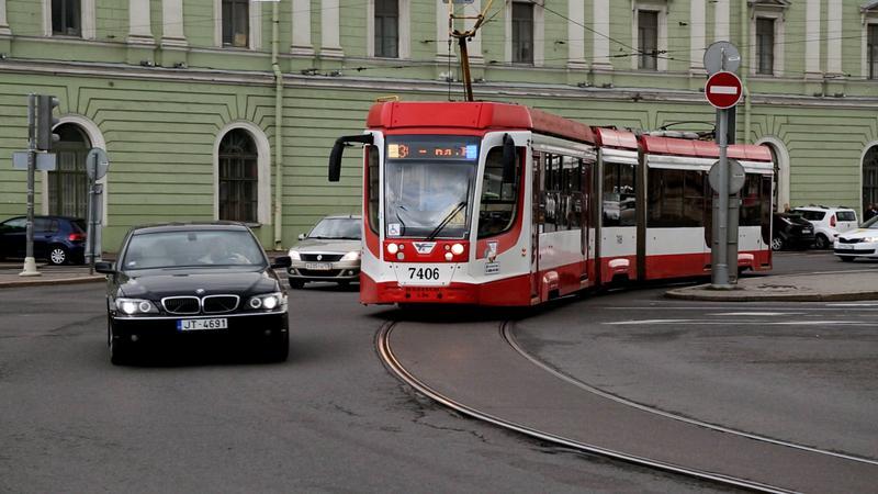 Des trains pas comme les autres - Russie : de Saint-Pétersbourg à Moscou