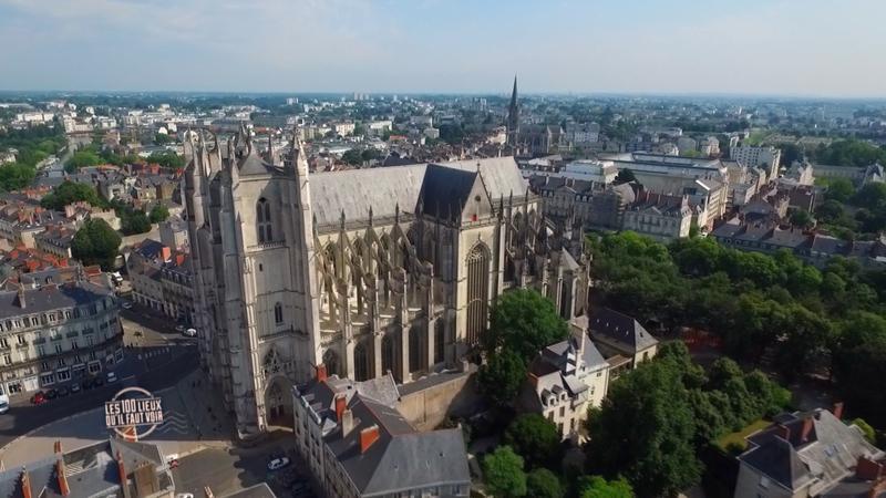 Les 100 lieux qu'il faut voir - La Loire-Atlantique, de Guérande à la Côte de Jade