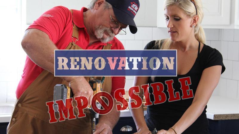 programme tv r novation impossible saison 5 episode 2. Black Bedroom Furniture Sets. Home Design Ideas