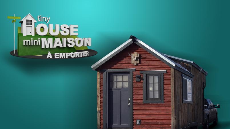 programme tv tiny house mini maison emporter saison 1. Black Bedroom Furniture Sets. Home Design Ideas