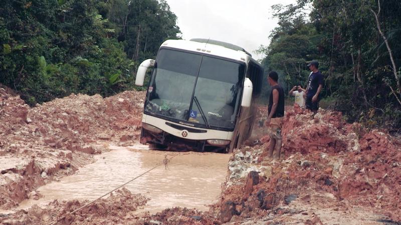 Les routes de l'impossible - Brésil, l'union fait la force