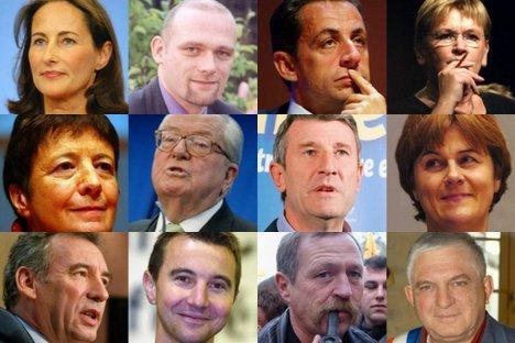 Le classement des candidats en matière de libéralisme n'est pas surprenant, mais avec - 1,8 pour Ségolène Royal et +1,6 pour Nicolas Sarkozy, ceux-ci affichent des programmes économiques plutôt modérés.