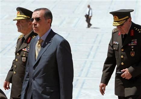 La Turquie au bord d'une grave crise politique
