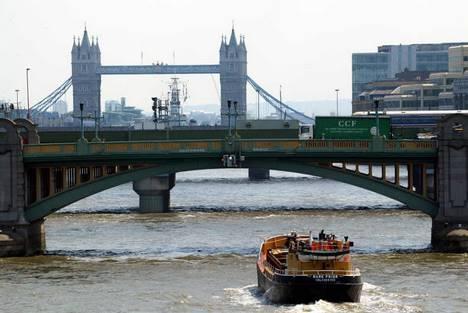 A Londres, le mètre carré atteint des sommets