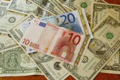 La croissance dans la zone euro sans effets sur les devises