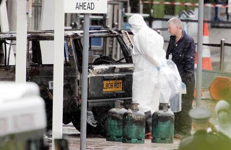Londres-Glasgow : l'enquête progresse