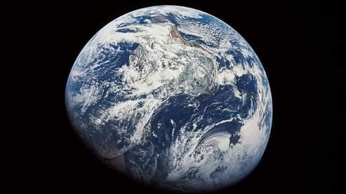 quoi la planète terre est-elle composée ?
