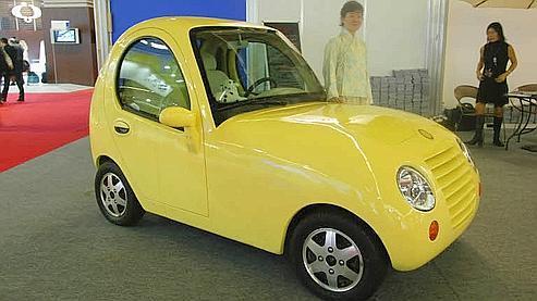 consommation petite voiture voiture lectrique conso. Black Bedroom Furniture Sets. Home Design Ideas