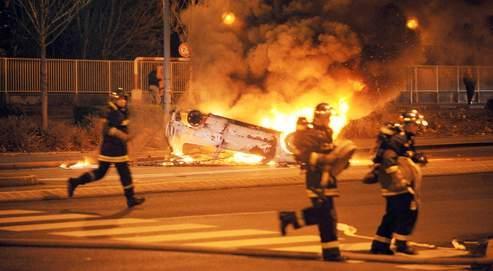 Émeutes à Villiers-le-Bel