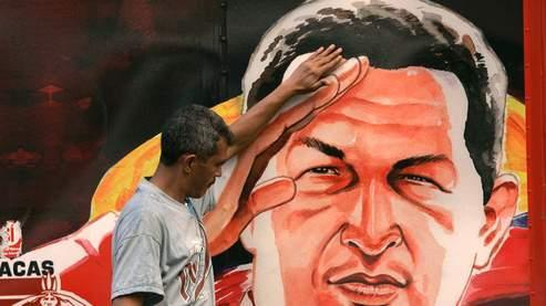 Le président vénézuélien Hugo Chavez. (AP)