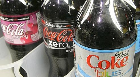 Coca cola mise sur le light pour grossir for Vitamine pour grossir
