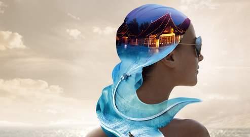 La nouvelle campagne veut installer le groupe de loisirs et de tourisme comme une marque de luxe sur de nouveaux marchés (DR).