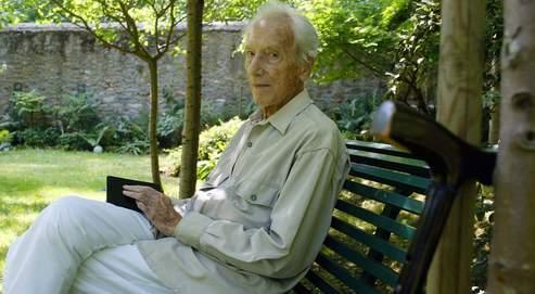 Henry Bauchau, un auteur à l'écoute de ses personnages, qui délivre son texte plus qu'il ne le maîtrise