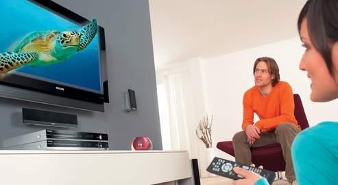 Philips a conçu un logiciel, baptisé Wowvx, qui permet de convertir en relief toutes les émissions (DR).